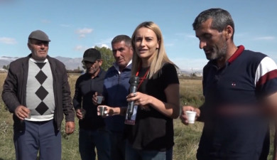 Journalists on the Border
