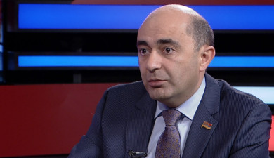 Interview with Edmon Marukyan