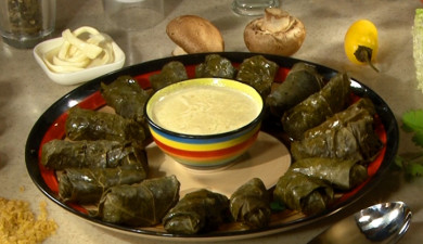 Let's Cook Together: Dolma Erebuni