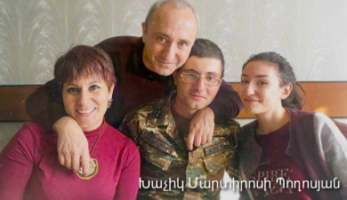 Our Heroes: Khachik Poghosyan