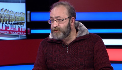 Interview with Hrant Ter-Abrahamyan
