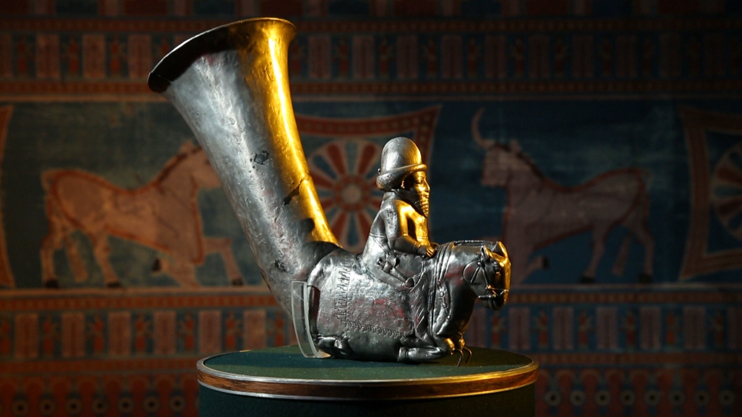 Story of an Exhibit: Silver Rhyton